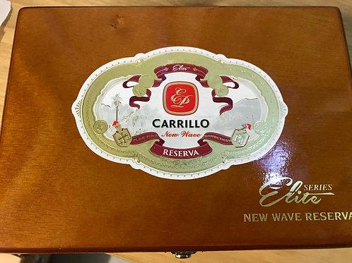 E.P. Carrillo New Wave Reserva Empty Cigar Box