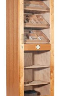 Adorini Roma Cigar Humidor Cabinet Cedar - with electronic humidification
