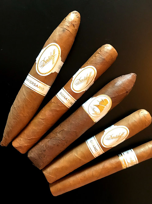 Davidoff Short Smokes Cigar Sampler