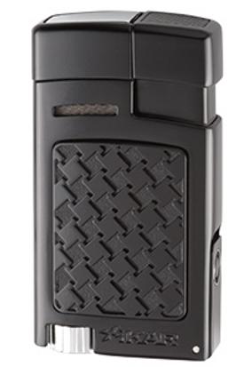 Xikar Forte Soft Flame Cigar Lighter Black