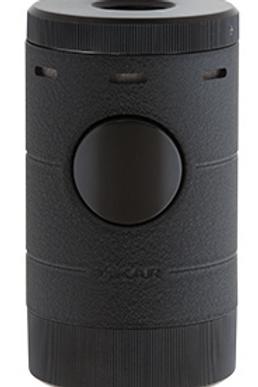 Xikar Volta Quad Jet Flame Cigar Lighter Black