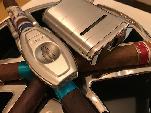 Xikar Burnout, Triple Jet Allume & VX2 Cigar Cutter