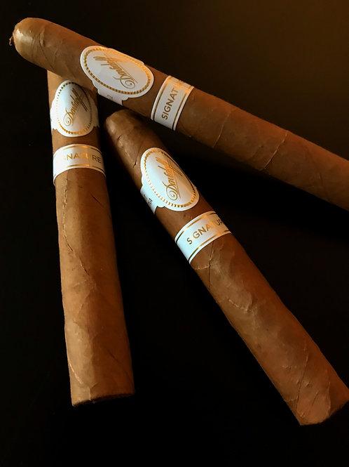Davidoff Signature Series Cigar Sampler