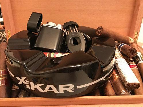 Xikar Wave, VX2 Cigar Cutter & Vector Thundra Cigar Lighter