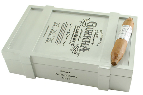Gurkha Cellar Reserve Solara 12 Year Old Cigars