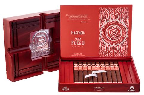 Plasencia Alma del  flama new world cigars