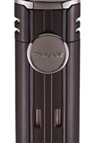 Xikar HP4 Quad Jet Flame Cigar Lighter Black