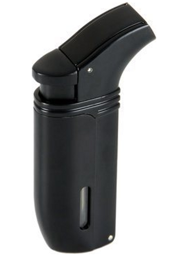 Adorini Puroso Double Jet Flame Cigar Lighter With Punch