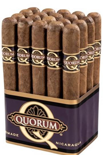 Quorum Classic Short Robusto