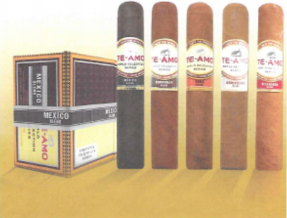 Te Amo World Series Cigars new world mexican cigars