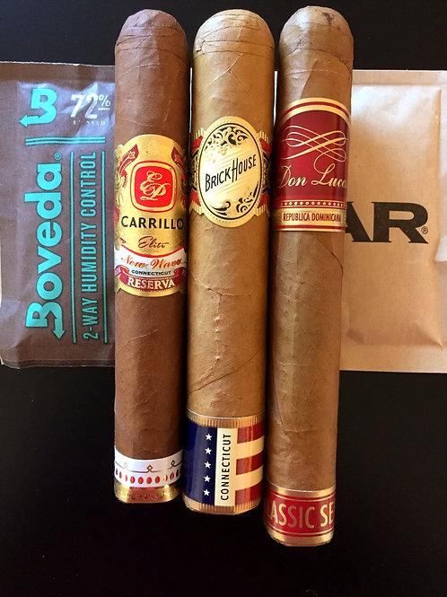 NWOC Connecticut Robusto Cigar Sampler