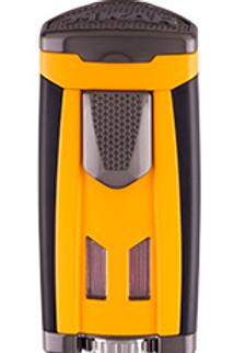 Xikar HP3 Triple Jet Flame Cigar Lighter Yellow