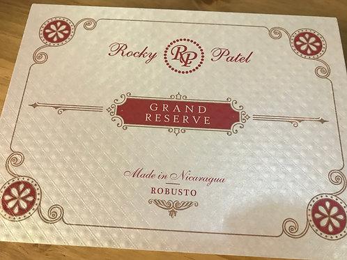 Rocky Patel Grand Reserve Empty Cigar Box