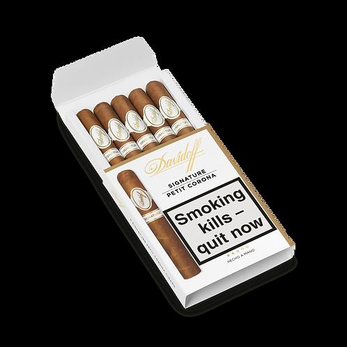 Davidoff Signature Petit Corona Cigars