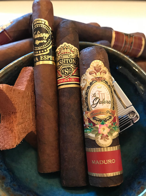 Short On Time Maduro Master Class Cigar Sampler