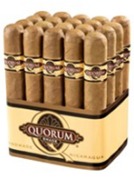 Quorum Shade Grown Tres Petit Corona Cigars