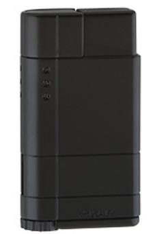 Xikar Cirro Single Jet Flame Lighter Black