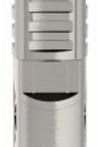 Xikar Tactical 1 Single Jet Flame Cigar Lighter Gun Metal