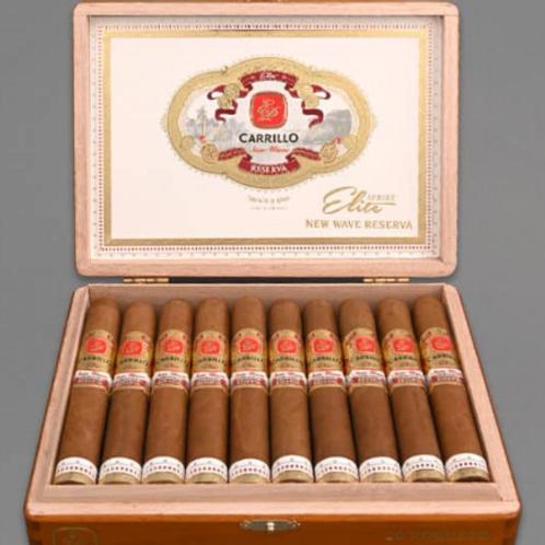 E.P. Carrillo New Wave Reserva Robusto Cigar