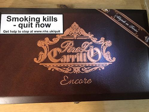 E.P. Carrillo Encore Majestic Empty Cigar Box