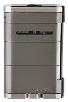 Xikar Allume Triple Jet Flame Tabletop Lighter G2
