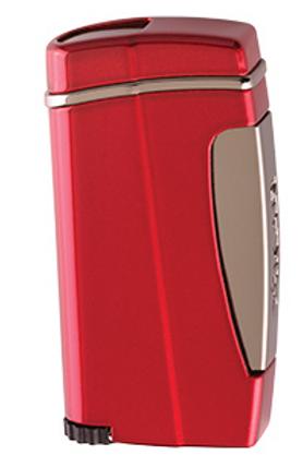 Xikar Executive II Single Flame Cigar Lighter Red