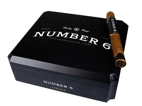 Rocky Patel Number 6 Corona Cigars