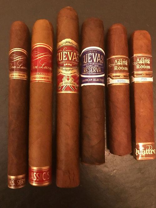 Best Of Our Boutique Cigars Sampler