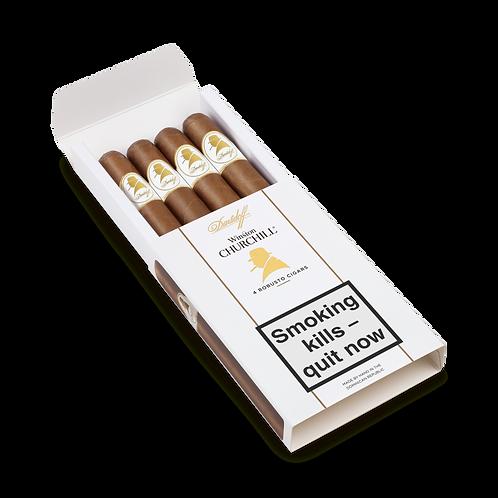 Davidoff Winston Churchill Statesman Robusto Cigars