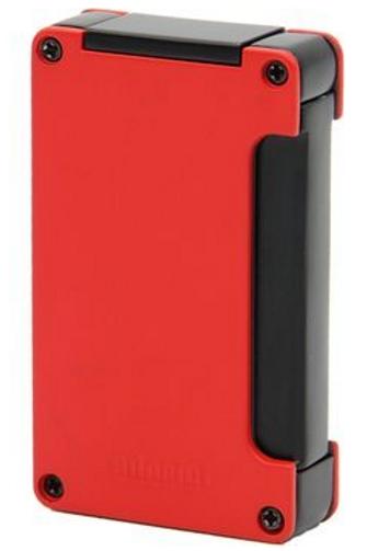 Adorini Single Jet Flame Cigar Lighter Red