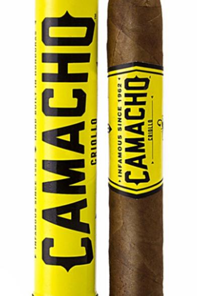 Camacho Criollo Tubed Robusto Cigar
