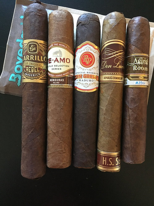 NWOC Robusto Cigar Sampler