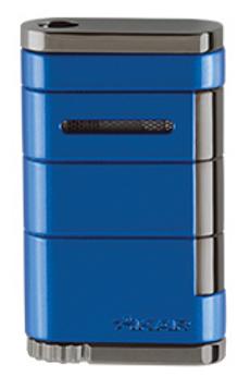 Xikar Allume Single Jet Flame Cigar Lighter Blue