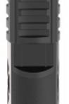 Xikar Tactical 1 Single Jet Flame Cigar Lighter Black
