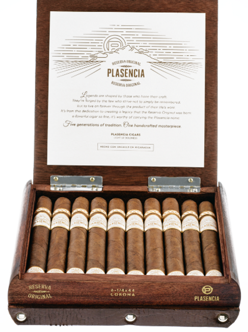 Plasencia Reserva Original Corona Cigars