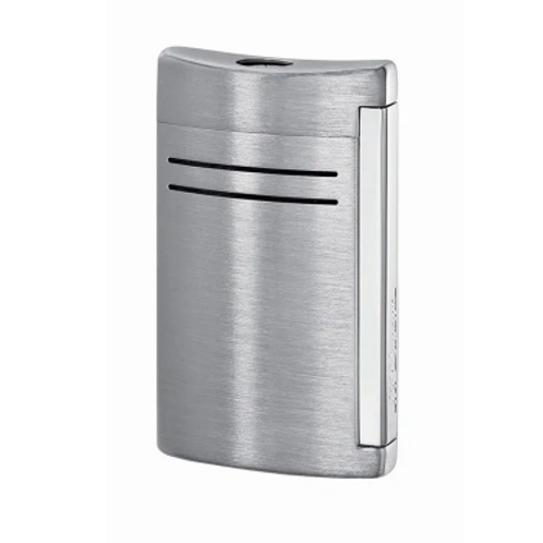 ST Dupont Maxi Jet Cigar Lighter Brushed Chrome