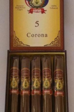 1898 Independencia Corona Cigars