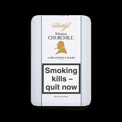 Davidoff Winston Churchill Traveller Petit Belicoso Cigars