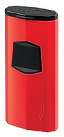 vector Icon red triple jet cigar lighter