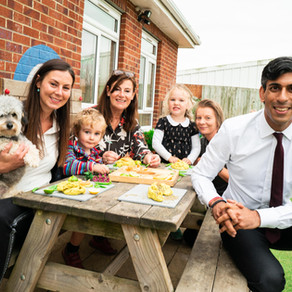 THREE TOP AWARD NOMINATIONS FOR LOCAL NURSERY GROUP