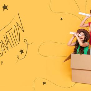 Get Creative With A Cardboard Box!