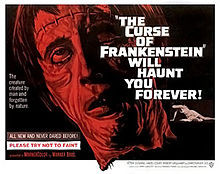 The Cushing Lee Factor Part 2: The Birth of Frankenstein
