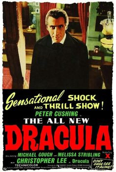 The Cushing Lee Factor Part 3: The Mark of Dracula