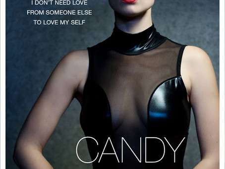 Candy: Simon compose for Danish short