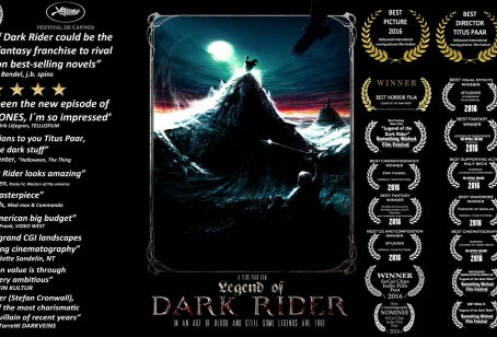 """2016 a great year for """"Legend of Dark Rider: The beginning"""""""