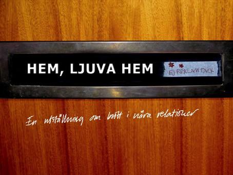 Hem Ljuva Hem Exhibition At Polismuseet