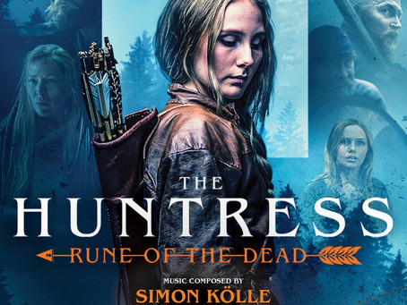 Soundtrack Release of The Huntress - Rune of the Dead