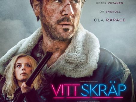 Vitt Skräp Opens In Swedish Theatres June 4th!