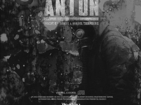 Anton (OST) out now on Waerloga Records