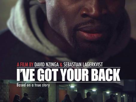 Jag har din rygg (I´ve Got Your Back) wins several awards
